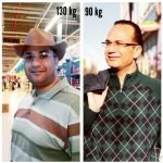 Dubai Pt Aly - personal training client weight loss image 3