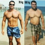 Dubai Pt Aly - personal training client weight loss image 2