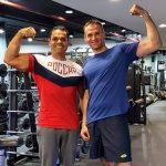 body building personal trainer in Dubai - Aly