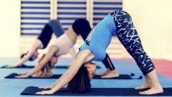 Yoga Personal Trainer In Dubai, Abu Dhabi, UAE - downward dog pose