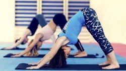 Yoga Personal Trainer In Dubai, Abu Dhabi, UAE - downward dog pose