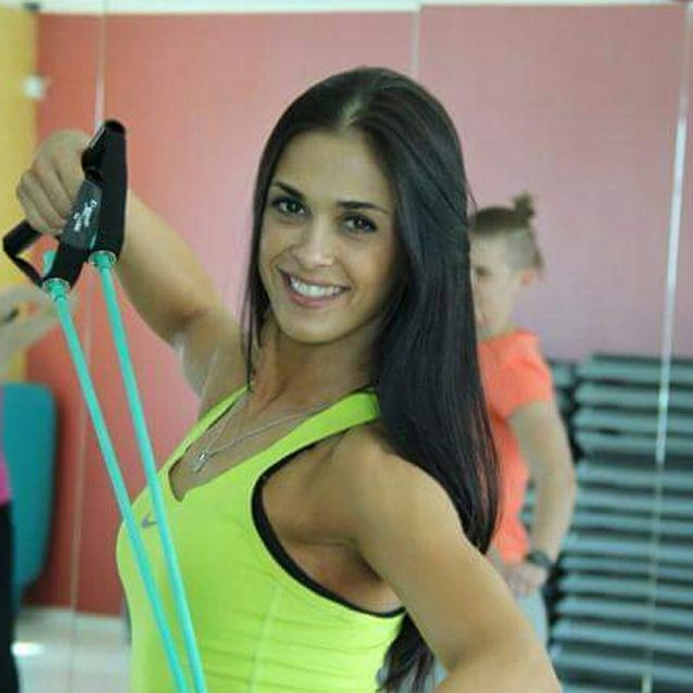 Abu Dhabi Fat Loss Body Conditioning Personal Trainer Elena