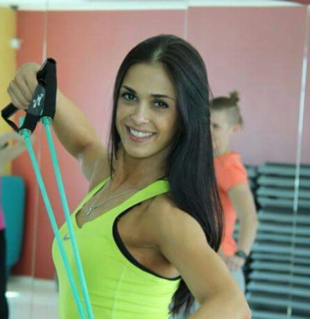 Abu Dhabi Fat Loss Body Conditioning Personal Trainer Elena