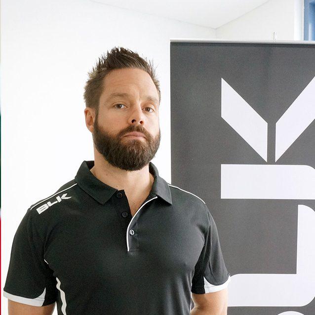 Paul Magnus - Personal Fitness Trainer Dubai