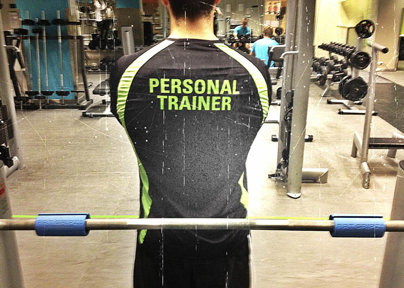 Abu Dhabi PT Alberto - Gym Exercises