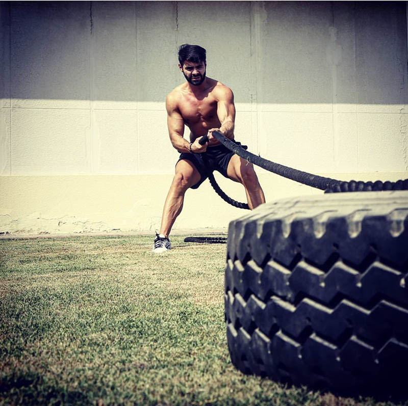 Abu Dhabi PT Alberto - Strength Training