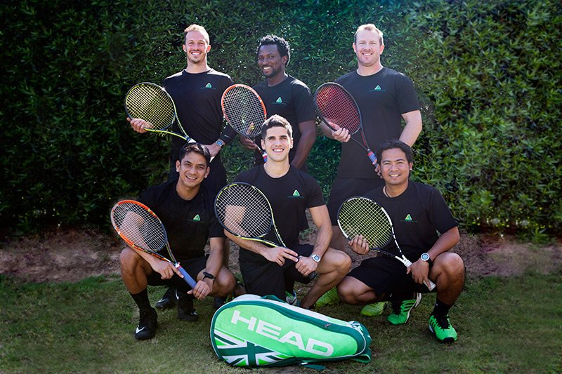 Personal Tennis Coaches In Abu Dhabi & Dubai For Group & Private Training