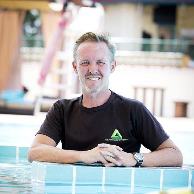 Private Swimming Coach in Abu Dhabi, UAE - Jason Wagner