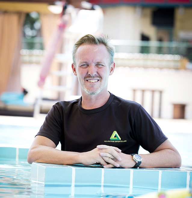 Abu Dhabi Professional Swim Fit Coach – Jason Wagner