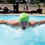 Abu Dhabi Swimming PT Jason Wagner Training