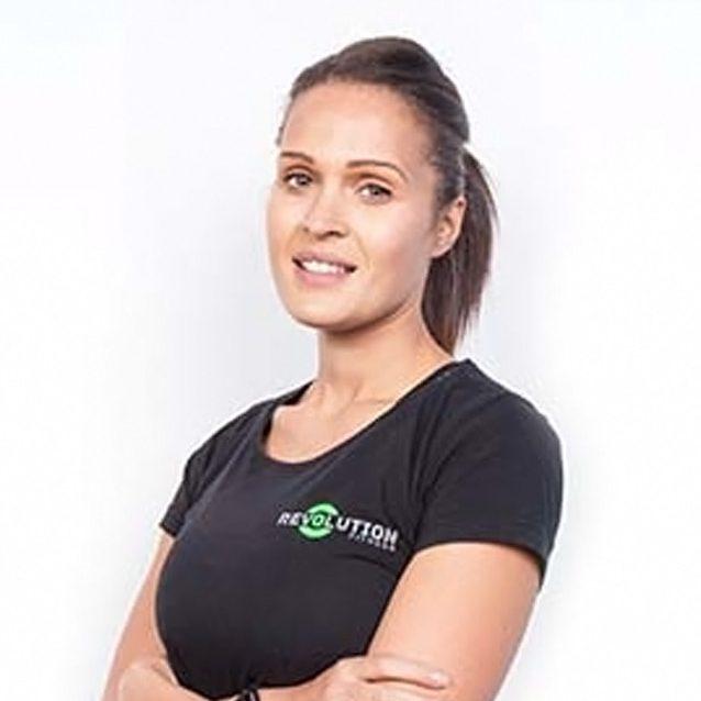 Dubai Female Personal Trainer & Prenatal Specialist Trainer - Kelly Douglas