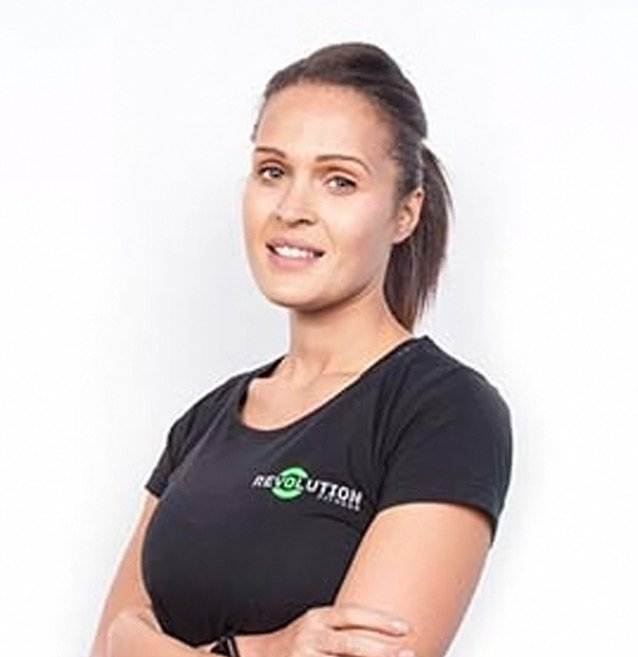 Dubai Female Personal Trainer & Prenatal Specialist – Kelly