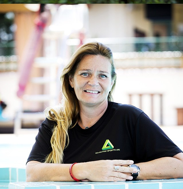 Female Swim Coaching Abu Dhabi – Kay Harwood