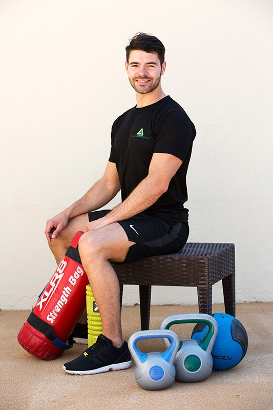 Body Toning Personal Trainer in Abu Dhabi - Alberto