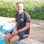 Swimming lessons and swim fitness coach abu dhabi jason wagner
