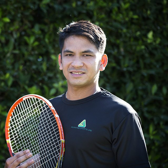 Adult and Children Personal Tennis In Dubai With Marlon