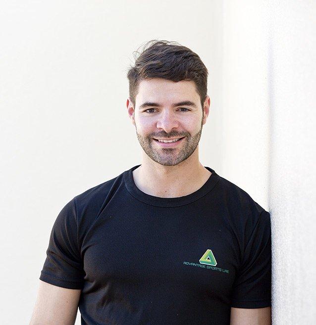 Abu Dhabi Strength & Conditioning Personal Trainer Alberto