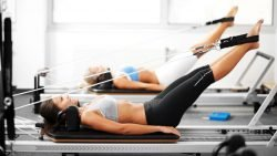 Pilates reformer personal training machine in Dubai & Abu Dhabi