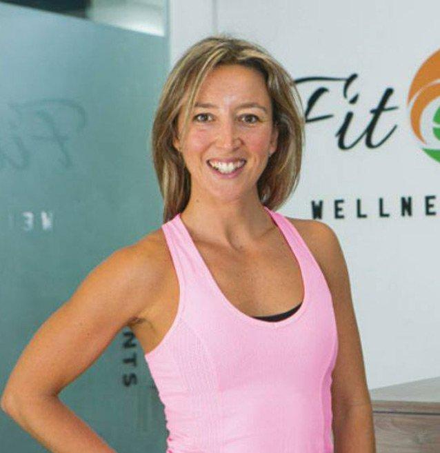 Abu Dhabi Prenatal Personal Trainer and Nutrition Specialist – Raquel