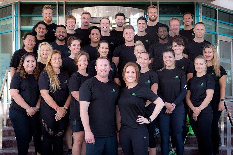 Adv Sports Abu Dhabi - Personal Fitness Training Team