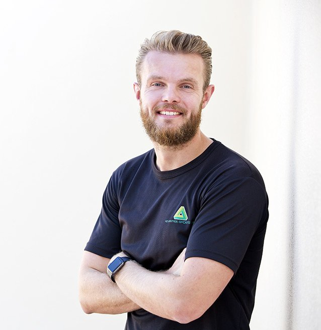 Golf & Sports Fitness Personal Trainer in Abu Dhabi - Chris