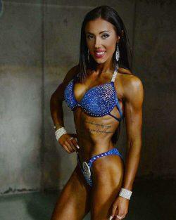 Bikini Fitness Champion & Dubai Female PT Karina