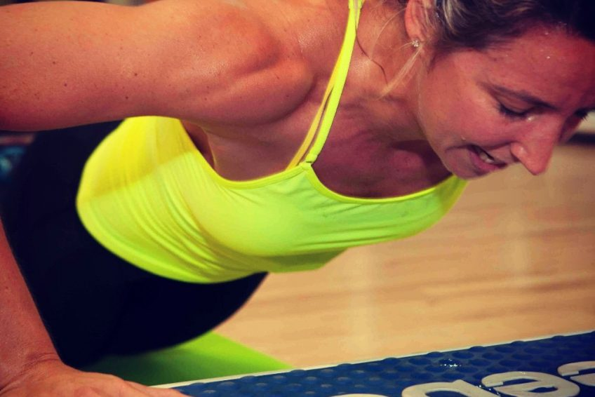 Master PT and Nutrition Expert in AD - Raquel