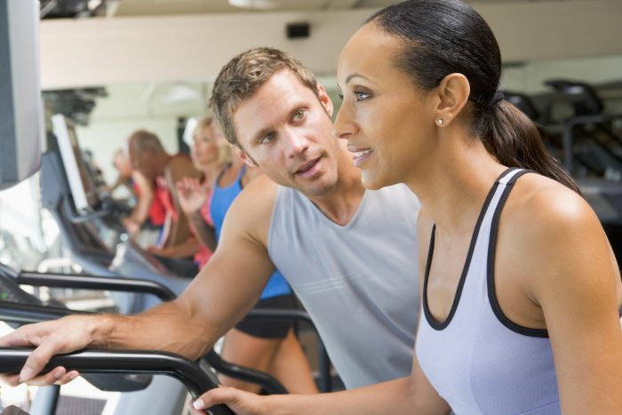 Personal Training Advice in the gym in Dubai