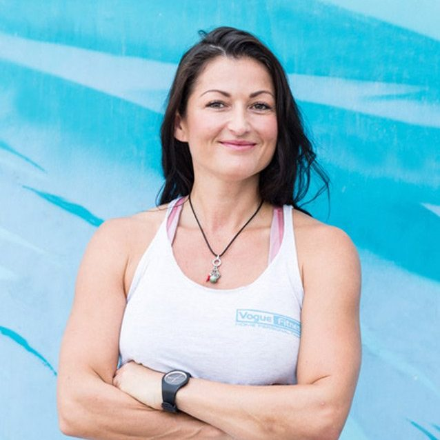 Female Personal Trainer In Abu Dhabi For Crossfit & General Fitness - Valeria
