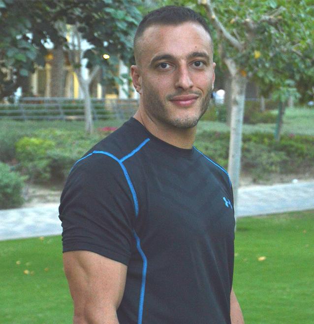 Dubai Crossfit, Kick Boxing & Cardio Personal Trainer – Hussein