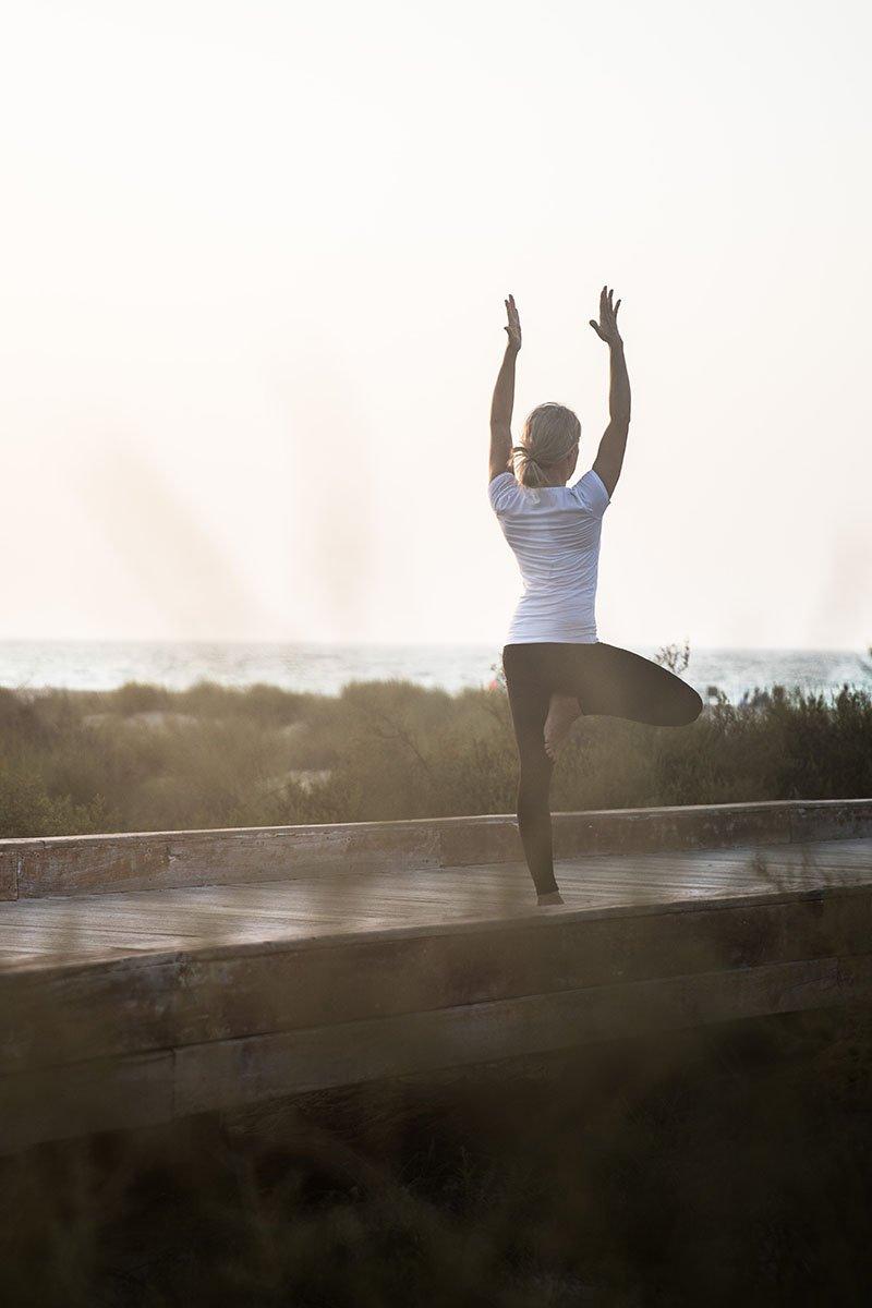 Female Yoga Teacher in Abu Dhabi - Gisella - Yoga On The Beach 7