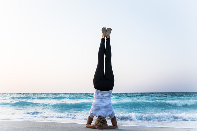 Female Yoga Teacher in Abu Dhabi - Gisella - Yoga On The Beach 9