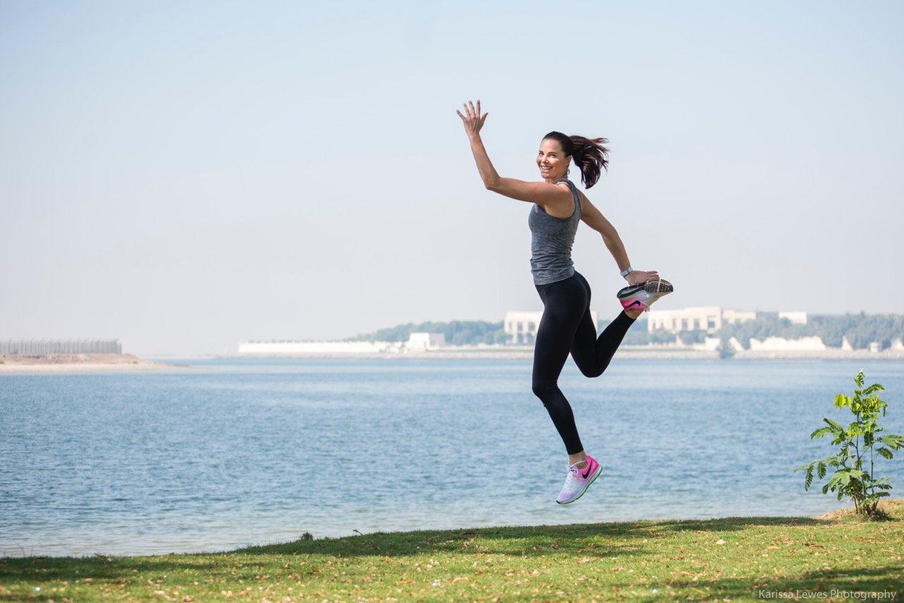 Personal Fitness Trainer In Abu Dhabi For Ladies - Aileen