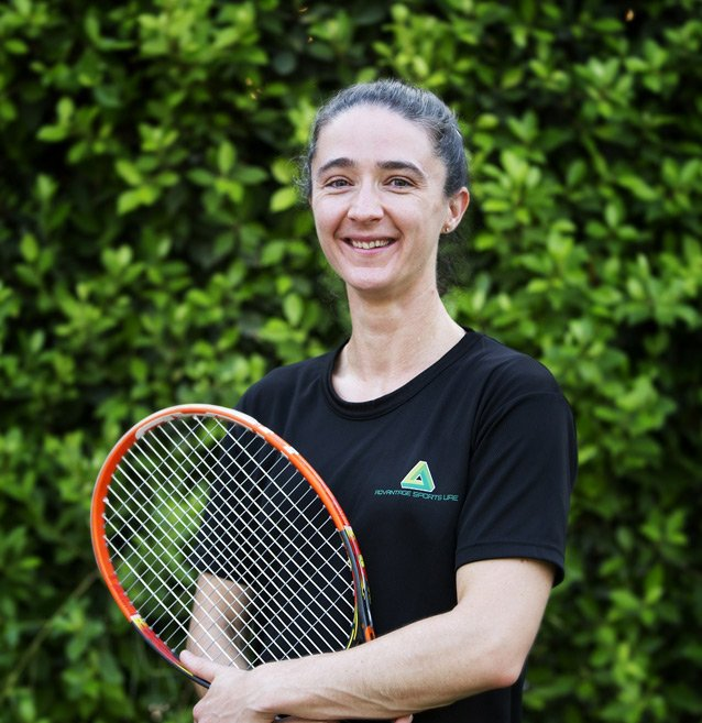 Abu Dhabi Female Trainer & Tennis Coach – Sarah