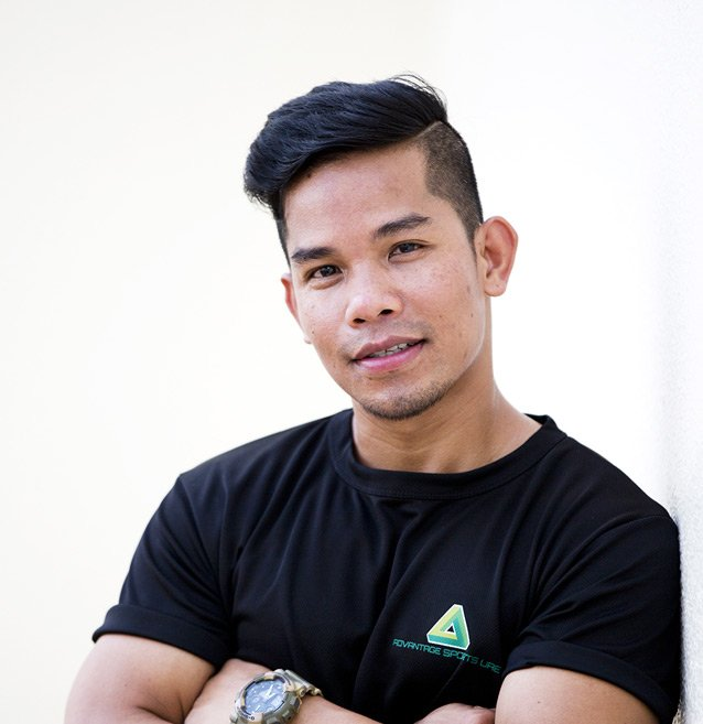 Thai Boxing & Boxing Personal Trainer In Abu Dhabi – Richard