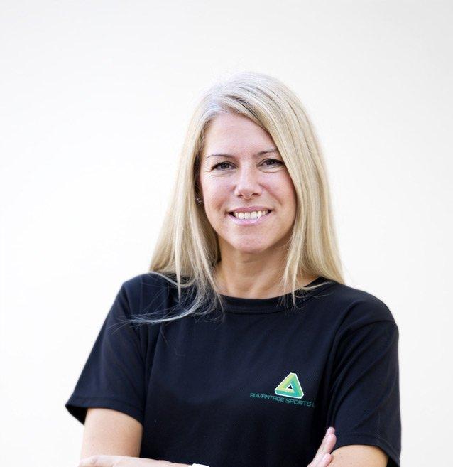 Abu Dhabi Female Yoga Trainer & Teacher – Gisella Ferri