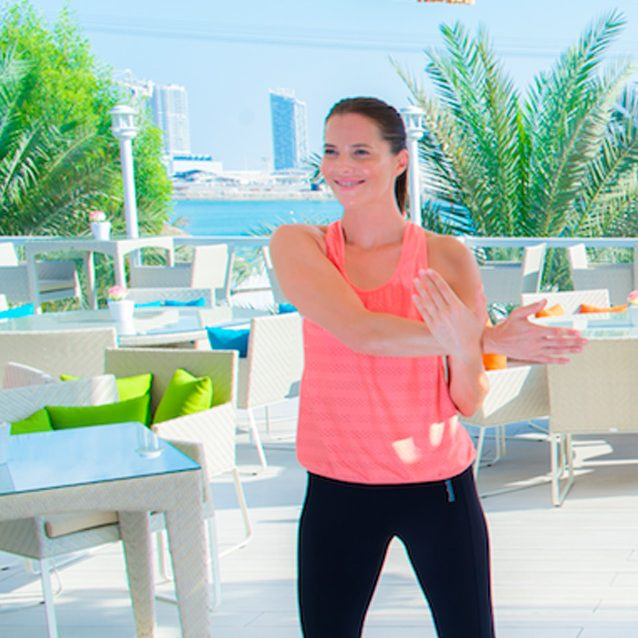 Personal Training For Yoga In Abu Dhabi - Children, Adults & Familiy PT Services - Aileen Graham