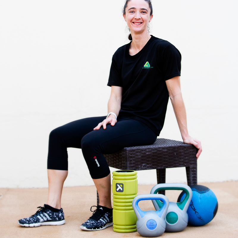 At Home Personal Training Services In Abu Dhabi with Sarah McFadyen