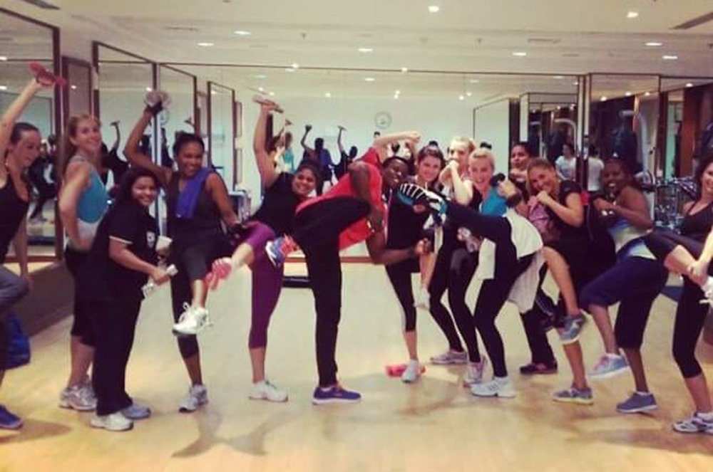 Abu Dhabi Tae Bo Classes