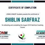 shiblin-personal-trainer-dubai-nutrition-certificate