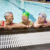 Swimming Fitness Classes For Seniors In Dubai & Abu Dhabi, UAE