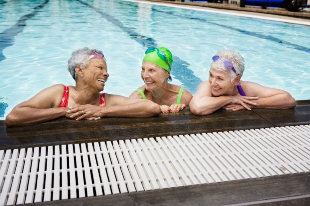 Swimming Fitness Classes For Seniors In Dubai & Abu Dhabi, UAE