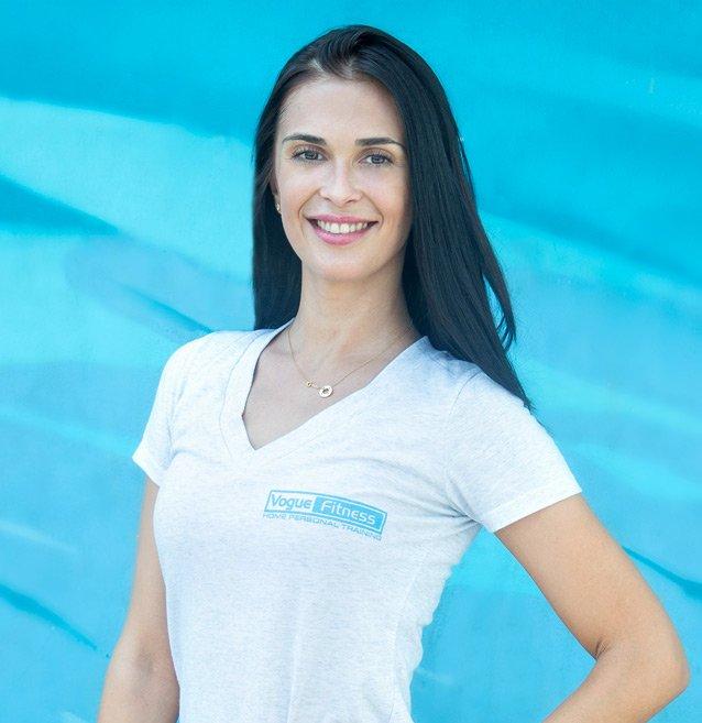 Fat Loss & Body Conditioning Dubai Personal Trainer – Elena