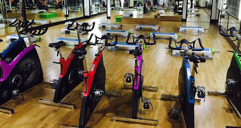 Spin & Sculpt Fitness Classes In Abu Dhabi UAE