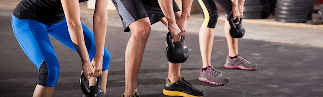 Kettlebell personal training in Abu Dhabi & Dubai, UAE