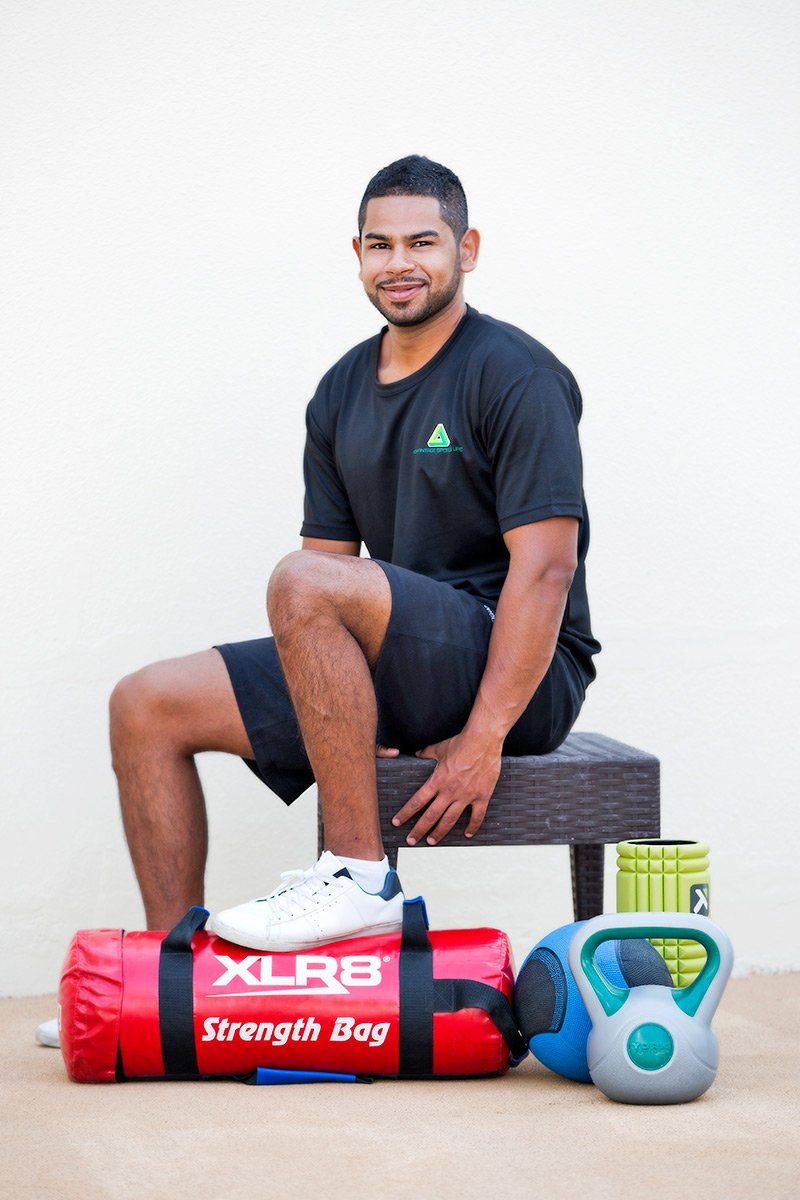 Group Boxing Coach In Abu Dhabi - Hassan