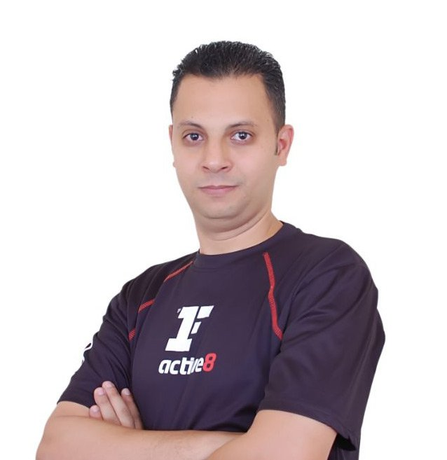 Martial arts and Karate personal trainer in Dubai and Sharjah - Mahmoud