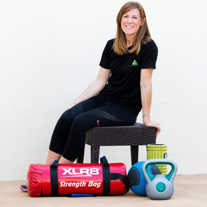 Pre and Post Natal Personal Training In Abu Dhabi UAE - Fiona Darby