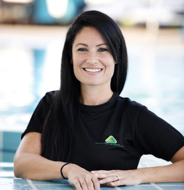 Female Swimming Coach In Abu Dhabi – Valentina Proia