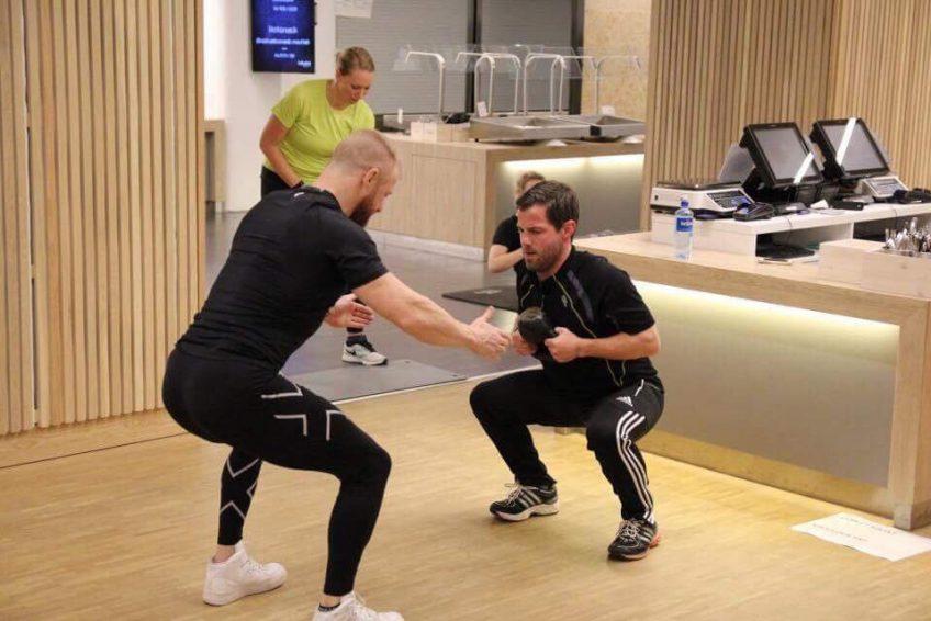 Brian Malone - Personal Training For Body Toning in Abu Dhabi - United Arab Emirates